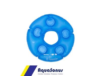Almofada de gel redonda com orifício