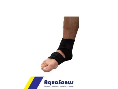 Tornozeleira com ajuste perna - (U)