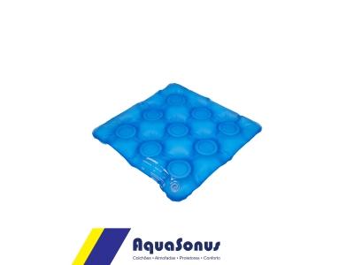 Almofada d´agua caixa de ovo  quadrada sem orifício